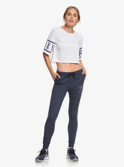 Scuba Cloud B - Pantalón de Yoga para Mujer - Azul - Roxy