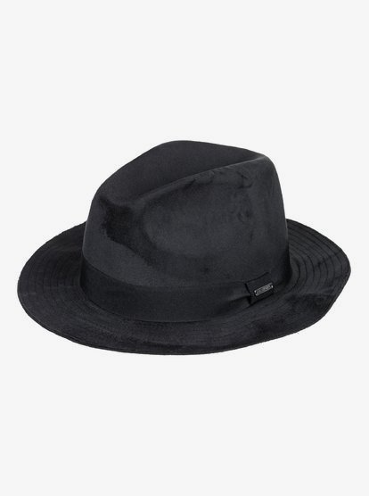 Kind Of Love - Sobrero fedora para Mujer - Negro - Roxy