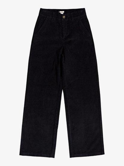 Winter - Pantalon en velours côtelé pour Femme - Noir - Roxy