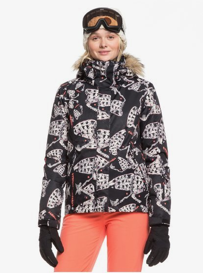 Jet Ski - Chaqueta para Nieve para Mujer - Negro - Roxy