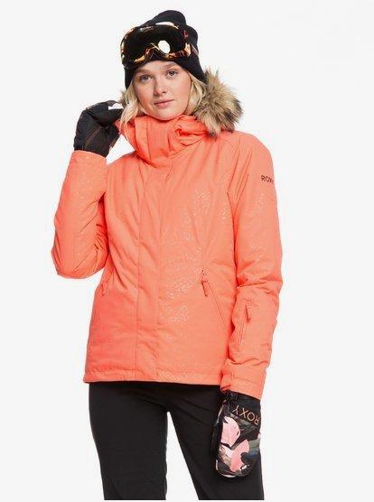 Jet Ski - Chaqueta para Nieve para Mujer - Rosa - Roxy