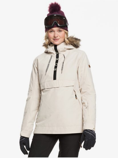 Shelter - Chaqueta para Nieve para Mujer - Beige - Roxy
