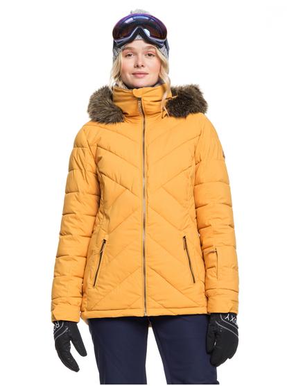 Quinn - Chaqueta para Nieve para Mujer - Amarillo - Roxy