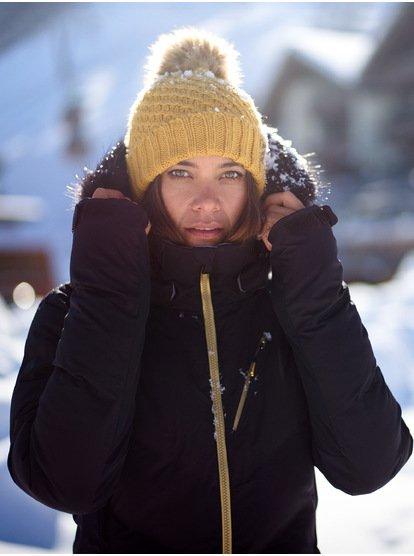 Snowstorm Plus - Chaqueta para Nieve para Mujer - Negro - Roxy