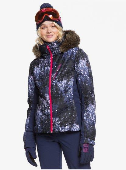 Snowstorm Plus - Chaqueta para Nieve para Mujer - Azul - Roxy