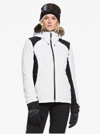 Breeze Mountain - Chaqueta para Nieve para Mujer - Blanco - Roxy