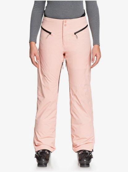 ROXY Premiere - Pantalones Para Nieve para Mujer - Rosa - Roxy