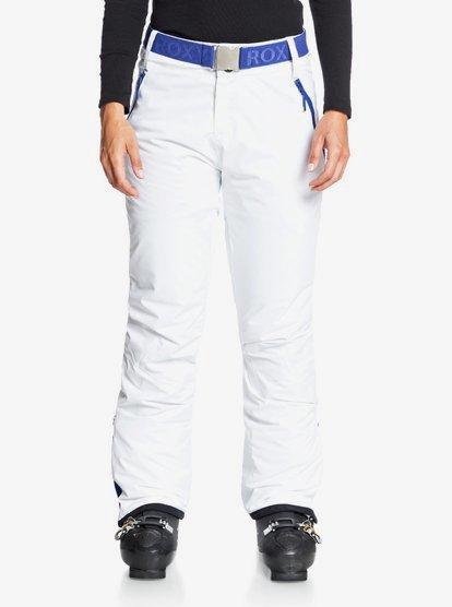 ROXY Premiere - Pantalon de snow pour Femme - Blanc - Roxy