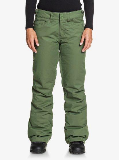 Backyard - Pantalon de snow pour Femme - Vert - Roxy
