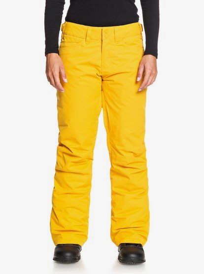 Backyard - Pantalon de snow pour Femme - Jaune - Roxy