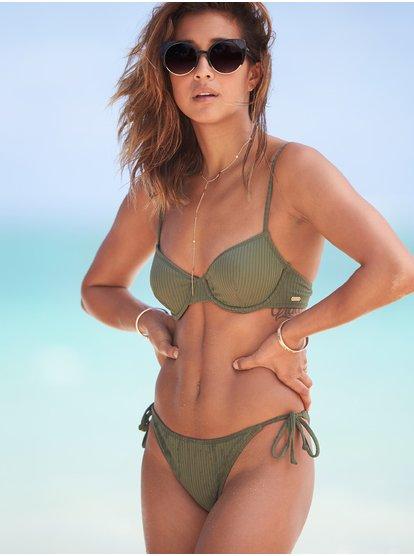 Goldy Sandy - Parte de abajo de bikini mini para Mujer - Marron - Roxy