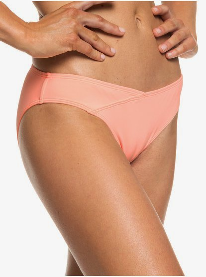 Beach Classics - Braguita de Bikini Discreta para Mujer - Rosa - Roxy
