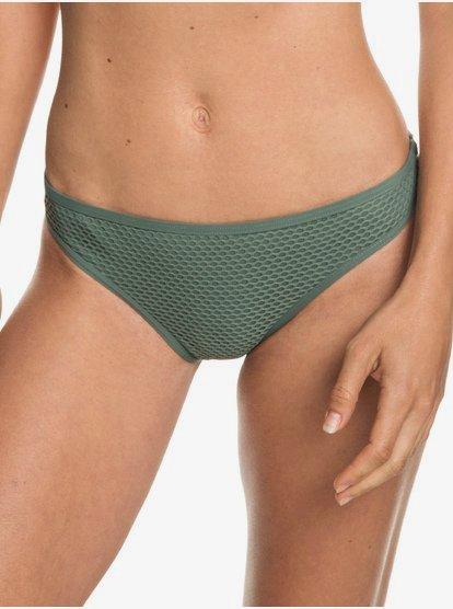 Garden Summers - Braguita de Bikini Discreta para Mujer - Verde - Roxy