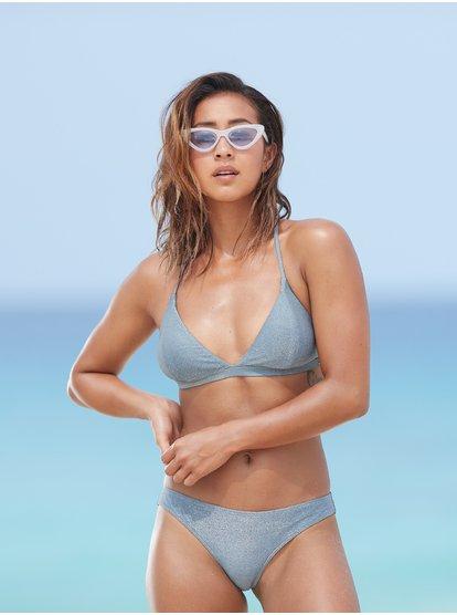 Color My Life - Braguita de Bikini Mini para Mujer - Azul - Roxy