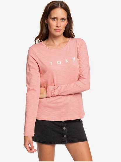 Red Sunset - T-shirt manches longues pour Femme - Rose - Roxy