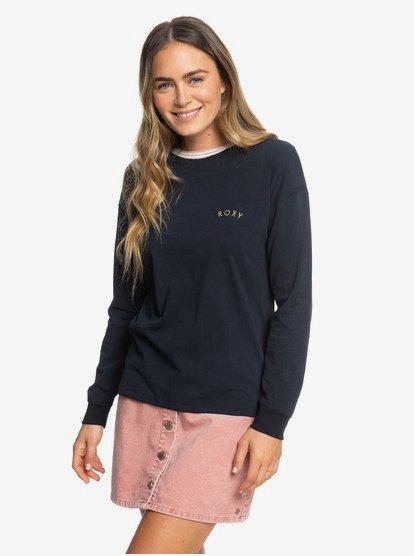 Those Better Days - T-shirt manches longues pour Femme - Noir - Roxy