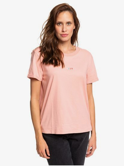 Surfing In Rhythm A - T-shirt pour Femme - Rose - Roxy