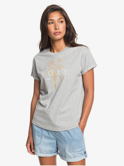 Epic Afternoon - T-shirt pour Femme - Gris - Roxy