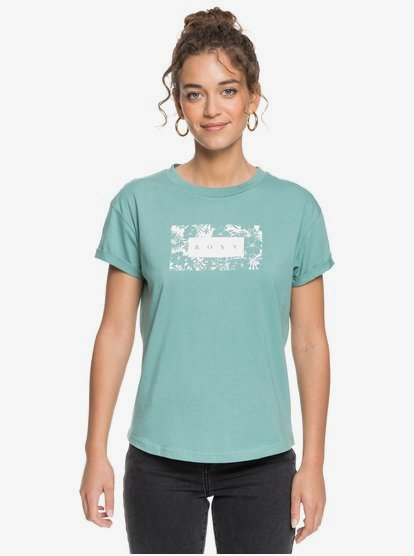 Epic Afternoon - T-shirt pour Femme - Bleu - Roxy