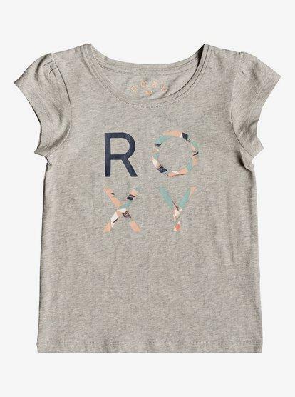 Moid B - T-shirt pour Fille 2-7 ans - Gris - Roxy