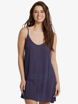 록시 비치 드레스 Roxy Be In Love Strappy Dress for Women,MOOD INDIGO (bsp0)