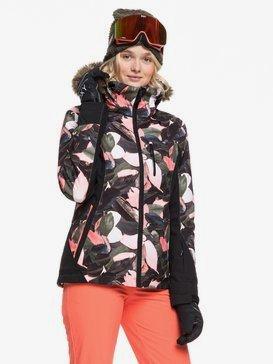 록시 스노우 자켓 스키복 Roxy Jet Ski - Snow Jacket,LIVING CORAL PLUMES