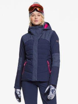 록시 스노우 자켓 스키복 Roxy Dakota Snow Jacket,MEDIEVAL BLUE
