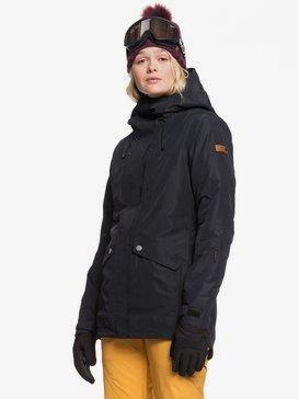 록시 스노우 자켓 스키복 Roxy Glade 2L GORE-TEX Snow Jacket,TRUE BLACK