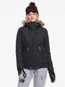 록시 스노우 자켓 스키복 Roxy Meade Snow Jacket,TRUE BLACK