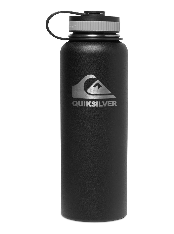Hydro Flask 40 OZ Wide-Mouth Black Water Bottle CW40001