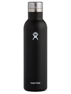 25 OZ WINE BOTTLE BLACK  V25001