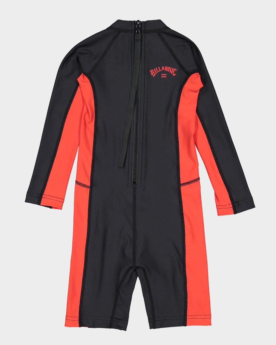 Groms Long Sleeve Uv Swimsuit 7792509 | Billabong