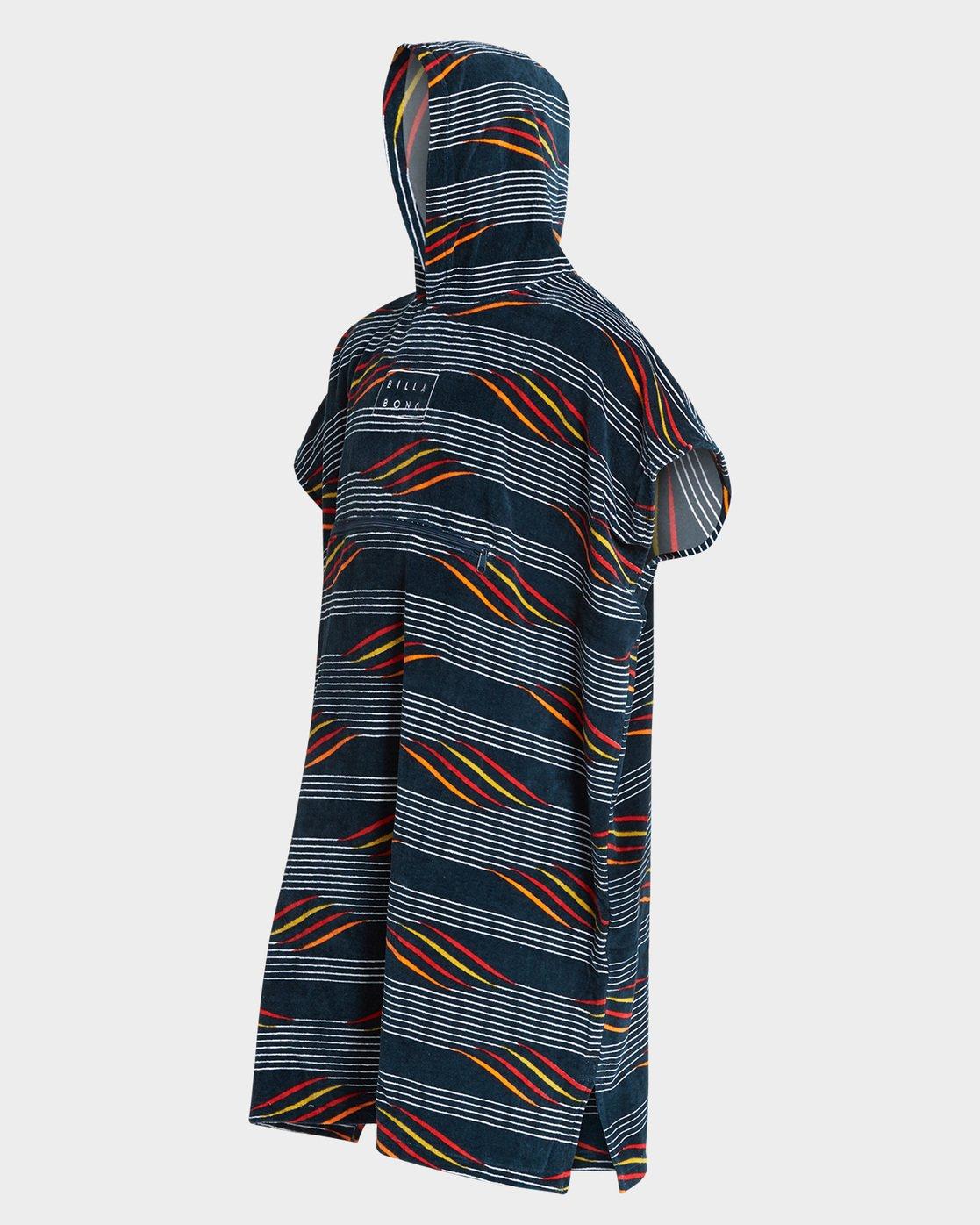 HOODED PONCHO TOWEL 9681705 | Billabong
