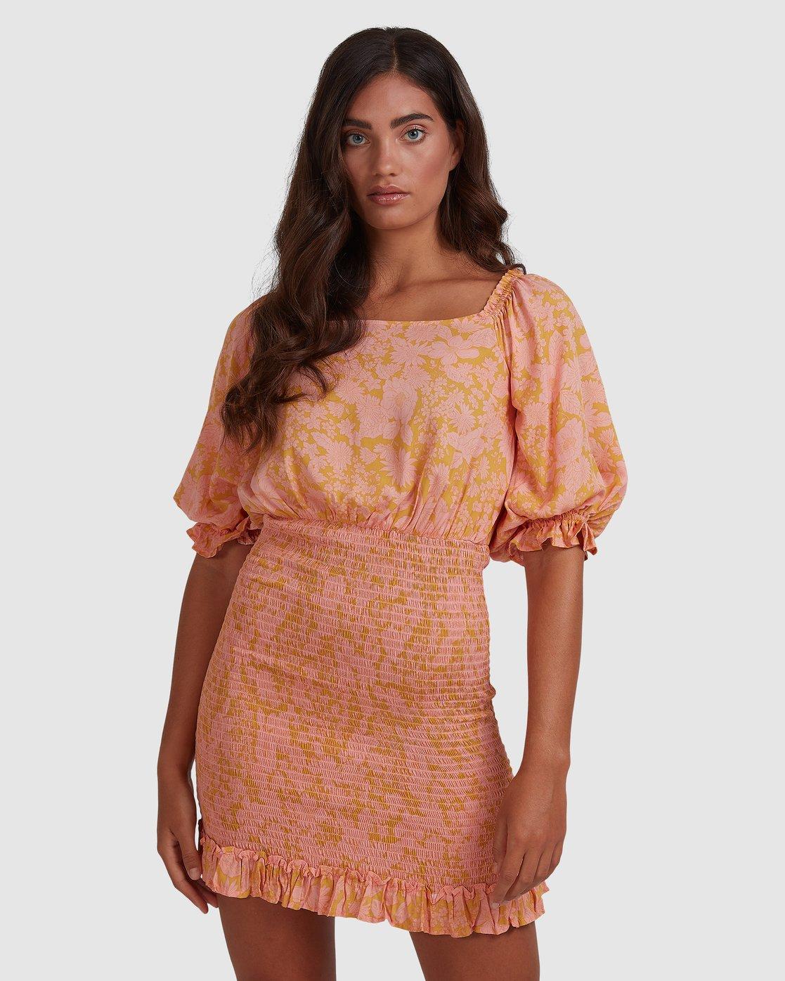 Billabong Womens Croatia Sun Dress