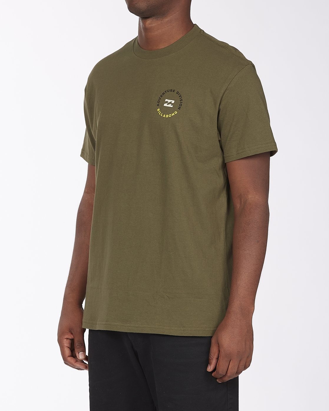Black All Sizes Details about  /Billabong Mt Cayley T-shirt Short Sleeve