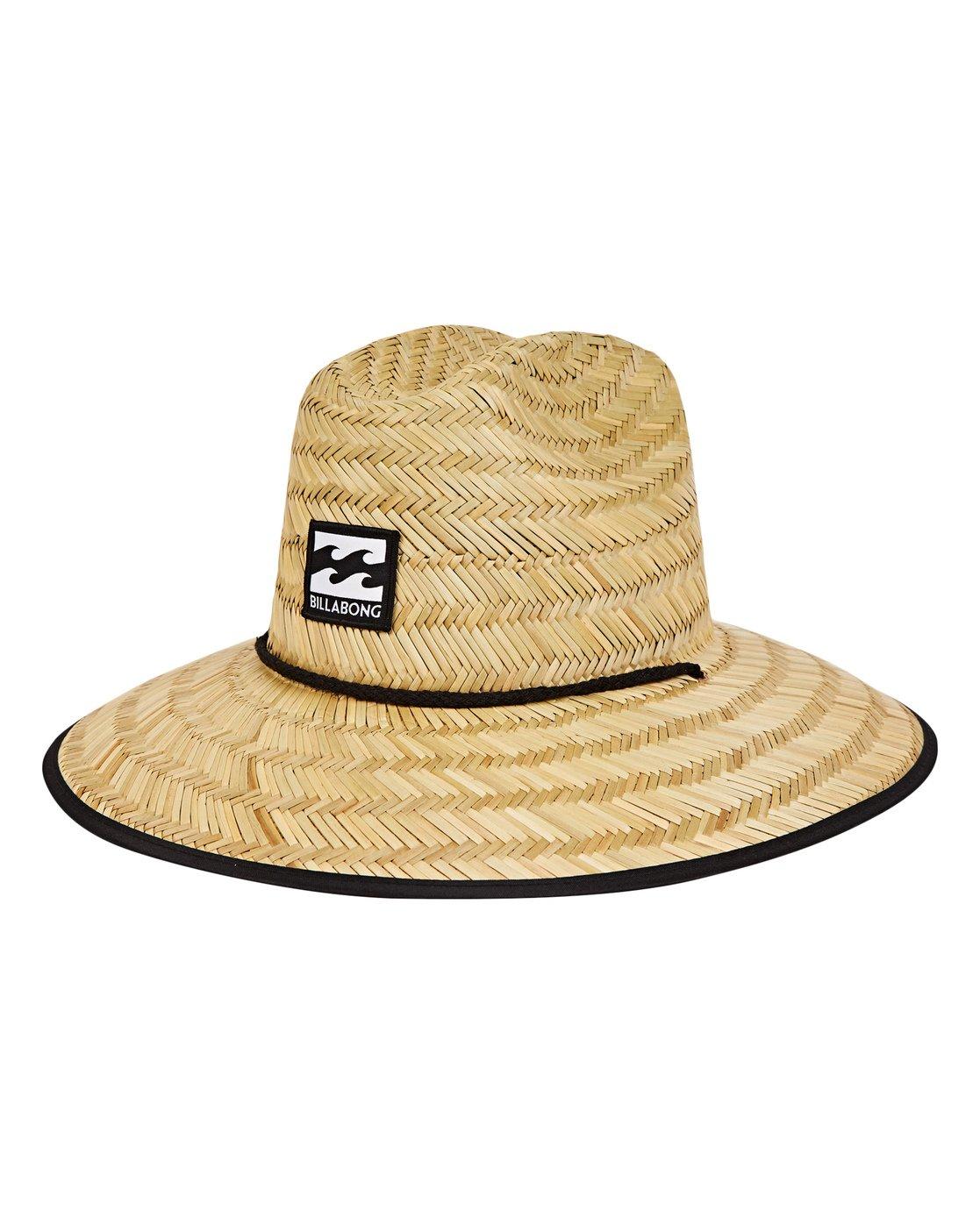 7908a04cbb57ff 0 Boys' Tides Straw Hat BAHWNBTI Billabong
