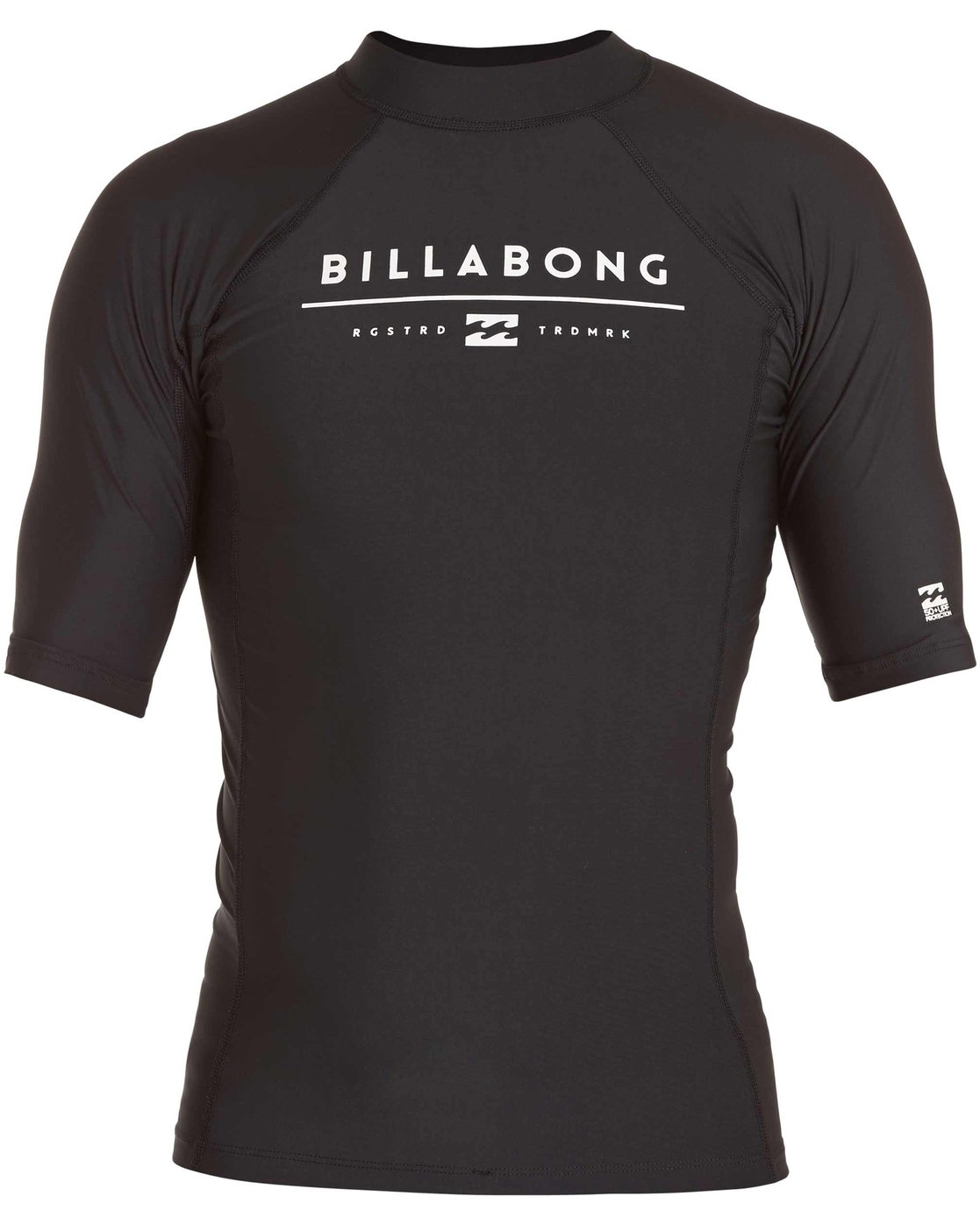 Billabong Boys All Day Unity Performance Fit Short Sleeve Rashguard