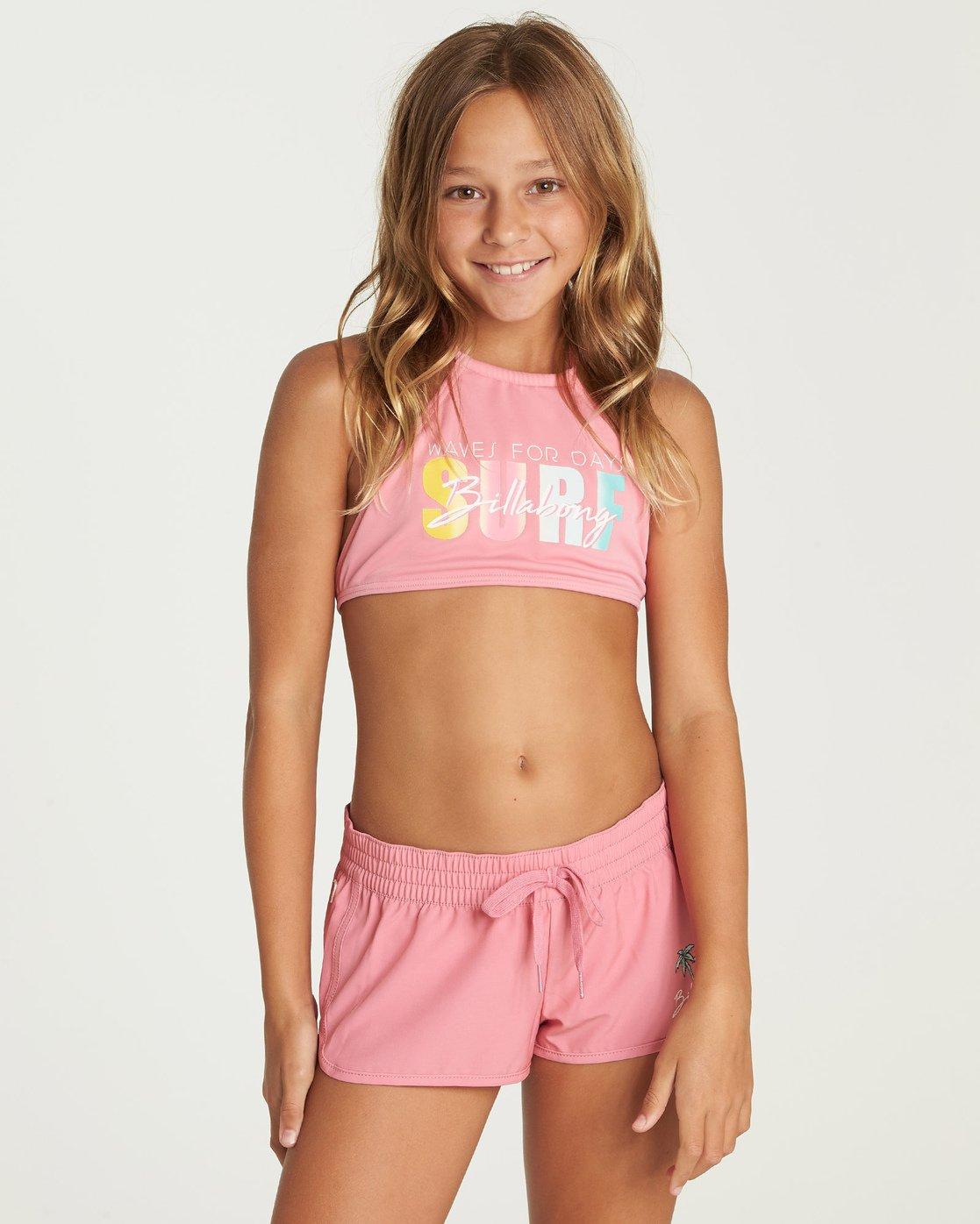 BILLABONG Girls Sol Searcher Boardshort Board Shorts