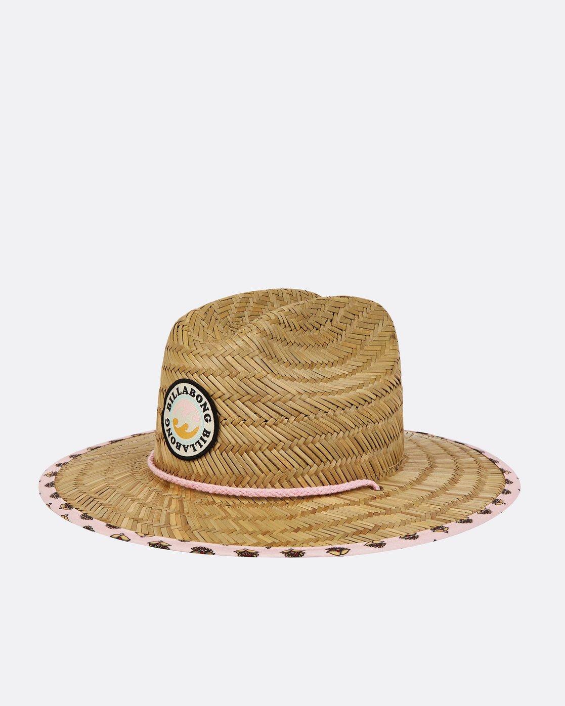 b3d037f0e 0 Girls' Beach Dayz Lifeguard Hat GAHWTBBE Billabong