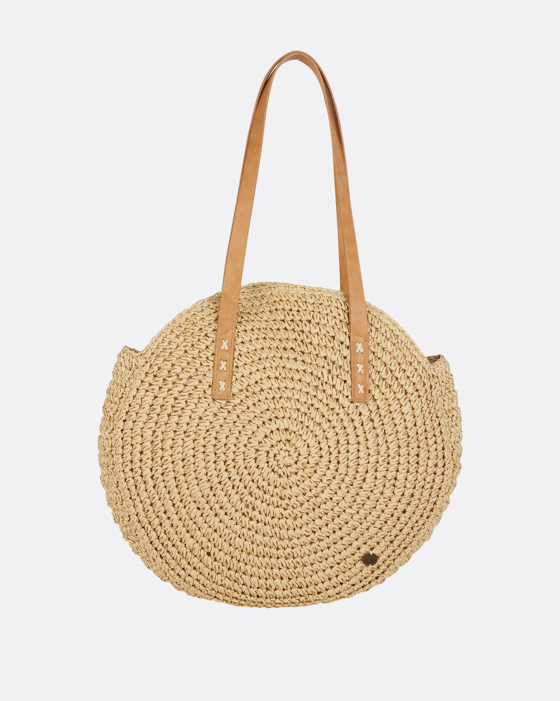 Round About Straw Tote Bag Jabgpbro Billabong