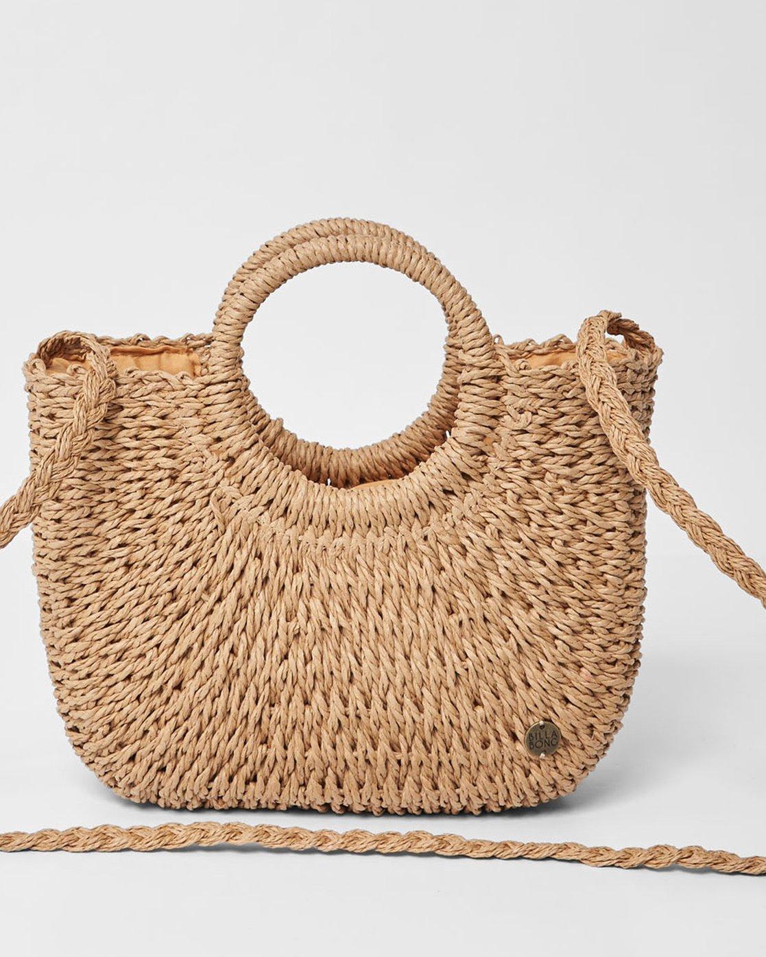 Dream Weaver Straw Bag Jabgubdr Billabong