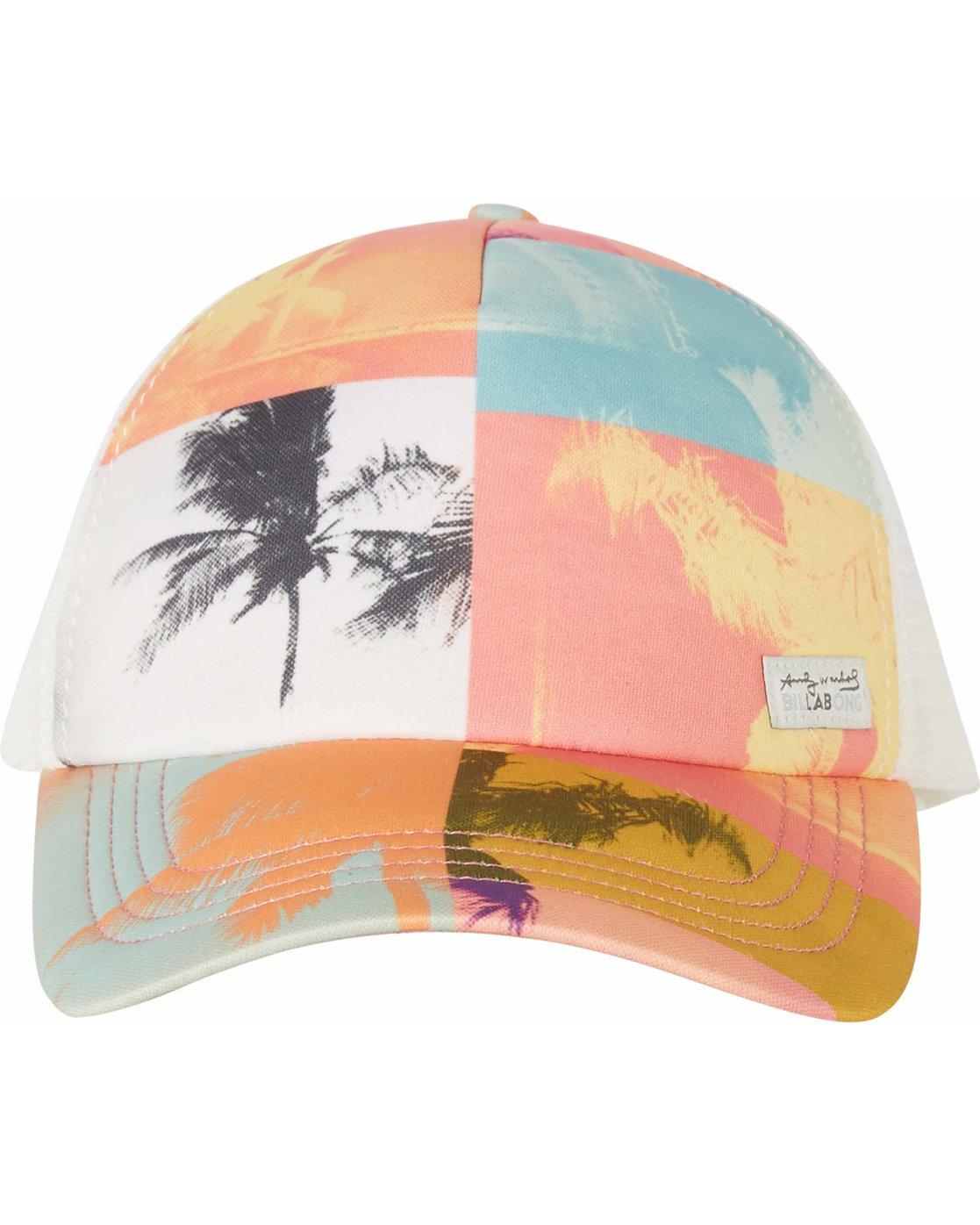 d1e5c50c034e79 1 Warholsurf Warhol Trucker Hat JAHTLWAR Billabong