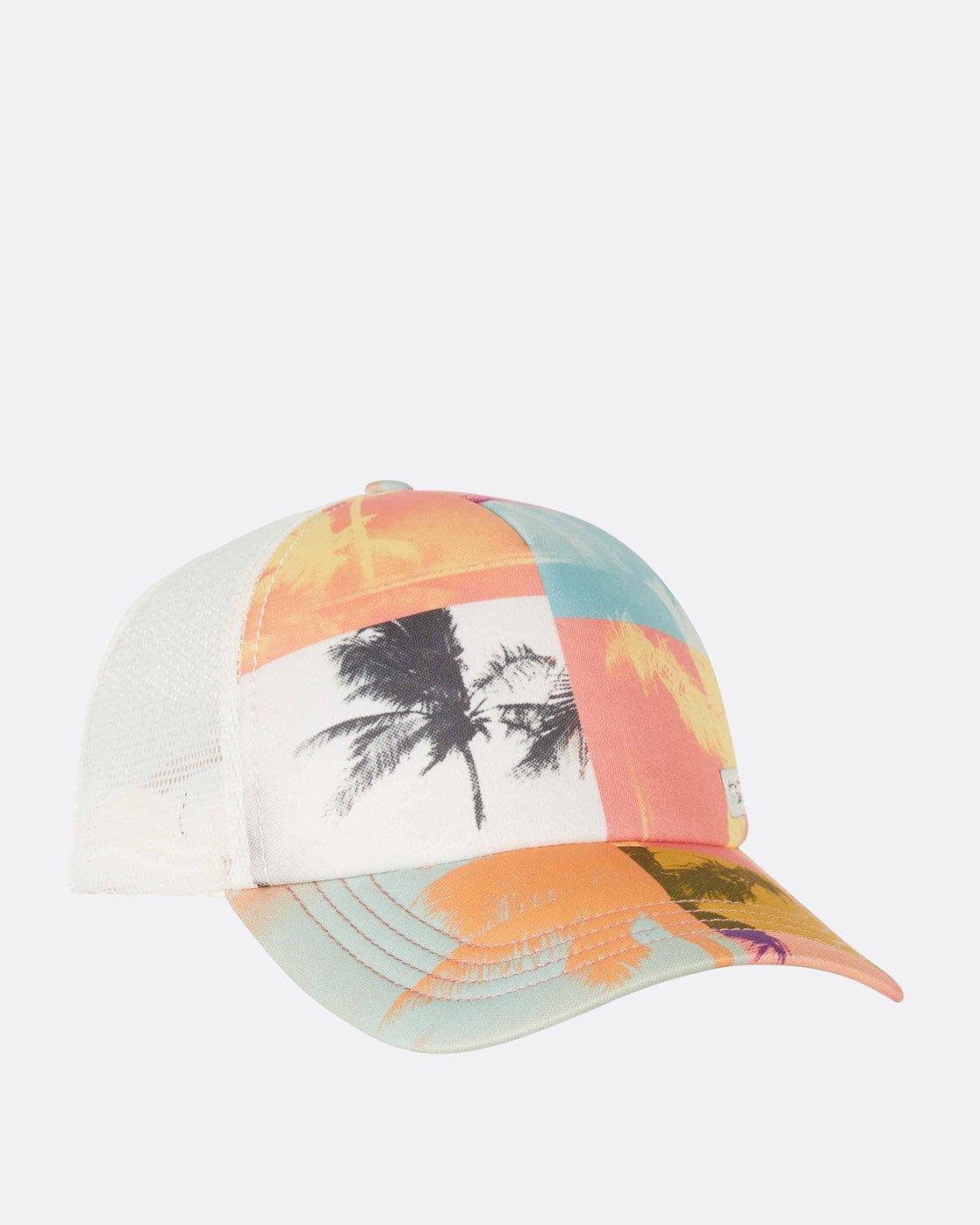 dbe57a0a2a91c1 6 Warholsurf Warhol Trucker Hat JAHTLWAR Billabong