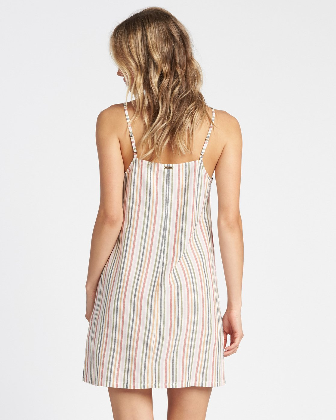 Billabong Womens Go Around Mini Dress