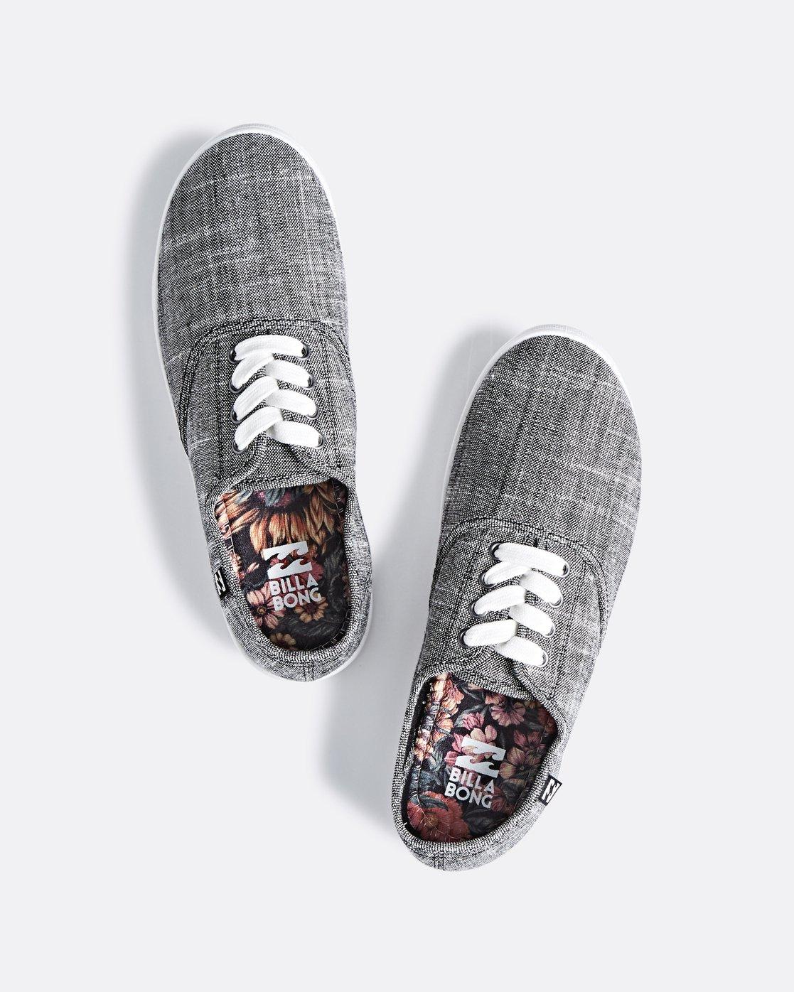 10c661af5a05 0 Addy Lace Up Shoe Black JFCTQBAD Billabong