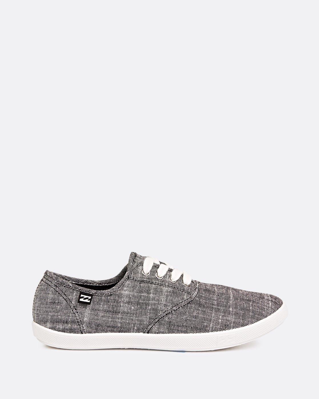6028a752343b 3 Addy Lace Up Shoe Black JFCTQBAD Billabong
