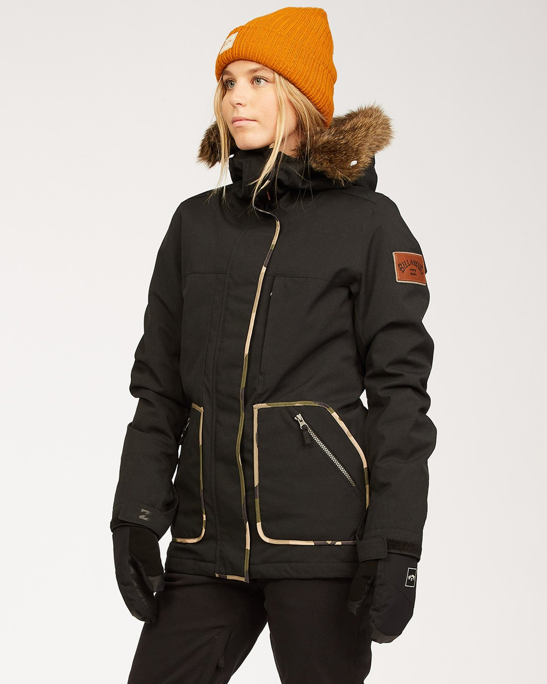 BILLABONG/™ Into The Forest Snow Jacket for Women Q6JF08BIF9