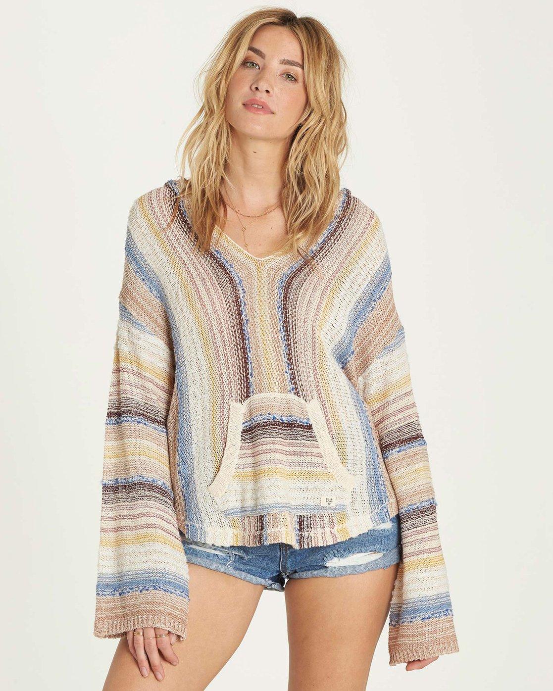a48000c24b 0 Baja Beach Sweater JV03MBAJ Billabong