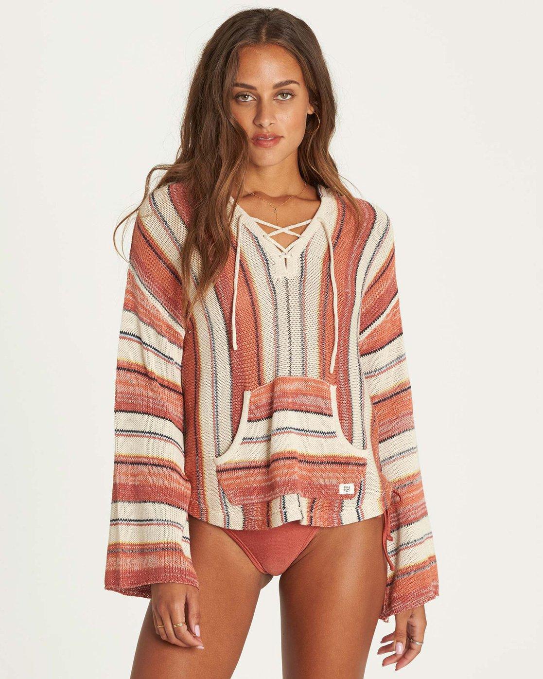 a16ba58bfc 0 Baja Beach 2 Sweater JV06NBBA Billabong