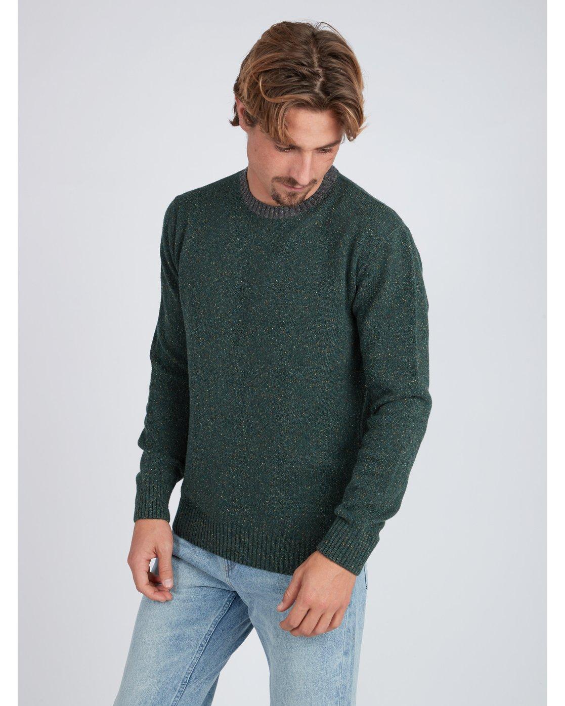 Oceanside Recycled Yarn Sweater